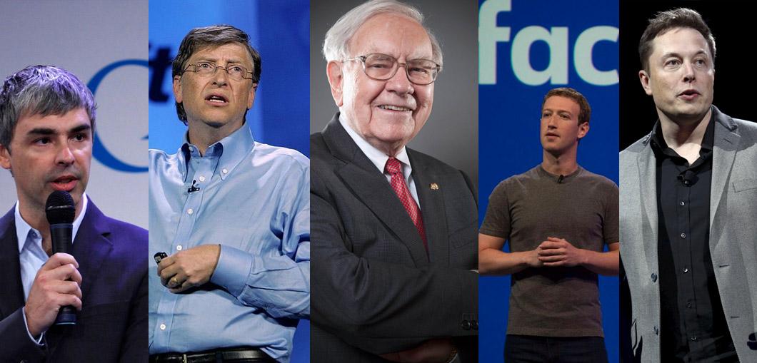 5 emprendedores mega exitosos que son introvertidos